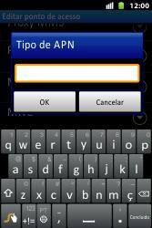 Huawei U8667 - Internet (APN) - Como configurar a internet do seu aparelho (APN Nextel) - Etapa 14