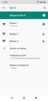 Xiaomi Mi A2 Lite - Wifi - configuration manuelle - Étape 8
