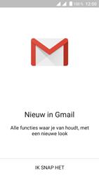 Crosscall Trekker M1 Core - E-mail - Handmatig instellen (gmail) - Stap 4