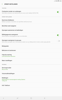 Samsung galaxy-tab-a-10-5-sm-t595 - Voicemail - Handmatig instellen - Stap 6