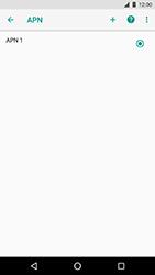 LG Nexus 5X - Android Oreo - MMS - configuration manuelle - Étape 8