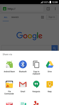 HTC Desire 825 - Internet - Internet browsing - Step 22