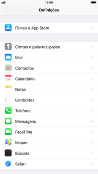 Apple iPhone 8 Plus - Dados - Como limpar cookies/cache/histórico -  3