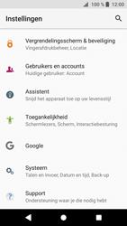 Sony Xperia XZ1 Compact - Beveiliging en privacy - zoek mijn mobiel activeren - Stap 4