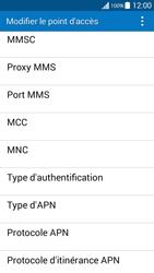 Samsung G530FZ Galaxy Grand Prime - Internet - configuration manuelle - Étape 13