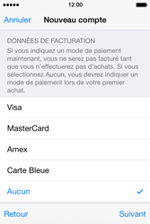 Apple iPhone 4s iOS 8 - Applications - Télécharger des applications - Étape 20