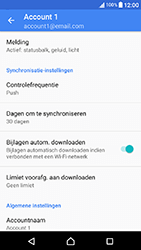 Sony Xperia X Compact (F5321) - E-mail - Instellingen KPNMail controleren - Stap 8