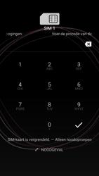 Sony Xperia XA1 - Device maintenance - Een soft reset uitvoeren - Stap 4