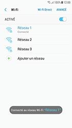 Samsung J330F Galaxy J3 (2017) - WiFi et Bluetooth - Configuration manuelle - Étape 9