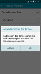 Samsung A500FU Galaxy A5 - Internet - Désactiver du roaming de données - Étape 7