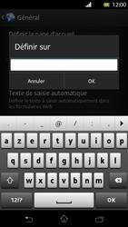 Sony LT30p Xperia T - Internet - configuration manuelle - Étape 24