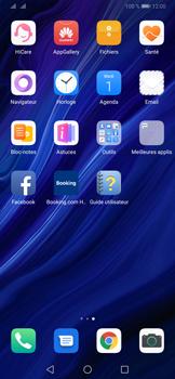 Huawei P30 Pro - E-mail - envoyer un e-mail - Étape 2