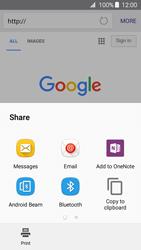 Samsung J320 Galaxy J3 (2016) - Internet - Navigation sur Internet - Étape 16