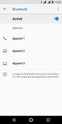 Nokia 3.1 - Internet et connexion - Connexion avec un équipement multimédia via Bluetooth - Étape 8