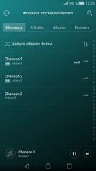 Huawei P9 Lite - Photos, vidéos, musique - Ecouter de la musique - Étape 6