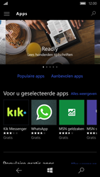 Microsoft Lumia 650 - Applicaties - Download apps - Stap 6