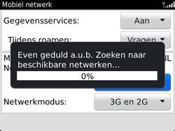 BlackBerry 9790 Bold - Netwerk - Gebruik in het buitenland - Stap 7