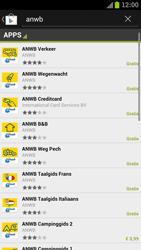 Samsung I9300 Galaxy S III - Applicaties - Download apps - Stap 18