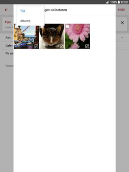 Samsung Galaxy Tab A 9.7 - E-mail - E-mails verzenden - Stap 14