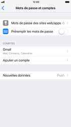 Apple iPhone 7 - iOS 12 - E-mail - Configuration manuelle (gmail) - Étape 9