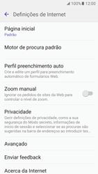 Samsung Galaxy S7 - Internet no telemóvel - Como configurar ligação à internet -  22