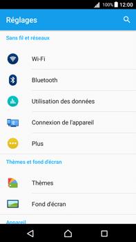 Sony Xperia Z5 Premium - Android Nougat - Wifi - configuration manuelle - Étape 3
