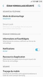 Samsung Galaxy J3 (2017) - Sécuriser votre mobile - Activer le code de verrouillage - Étape 5