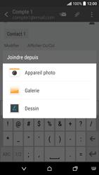 HTC Desire 530 - E-mails - Envoyer un e-mail - Étape 12