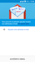 Crosscall Trekker M1 Core - E-mails - Ajouter ou modifier votre compte Gmail - Étape 5