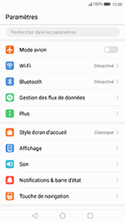 Huawei P10 Lite - Réseau - Changer mode réseau - Étape 3