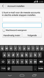 Huawei Ascend P7 - E-mail - e-mail instellen (yahoo) - Stap 7
