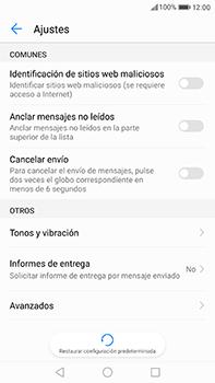 Huawei P10 Plus - Mensajería - Configurar el equipo para mensajes de texto - Paso 5
