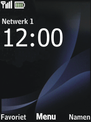 Nokia 2730 classic - Netwerk - gebruik in het buitenland - Stap 13
