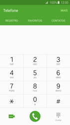 Samsung Galaxy S6 - Chamadas - Como bloquear chamadas de um número específico - Etapa 4