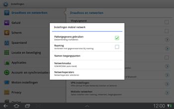 Samsung P7500 Galaxy Tab 10-1 - Internet - buitenland - Stap 5
