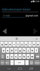 Huawei Ascend P6 (Model P6-U06) - Applicaties - Account aanmaken - Stap 7
