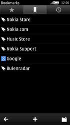 Nokia 808 PureView - Internet - hoe te internetten - Stap 8