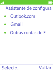 NOS Hakan - Email - Configurar a conta de Email -  6