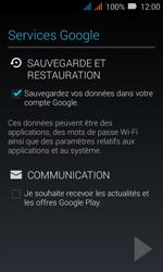 Huawei Y3 - E-mail - Configuration manuelle (gmail) - Étape 12
