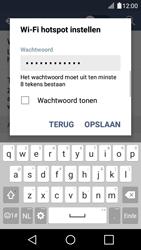 LG K4 - WiFi - Mobiele hotspot instellen - Stap 8
