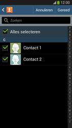 Samsung C105 Galaxy S IV Zoom LTE - Contactgegevens overzetten - delen via Bluetooth - Stap 8