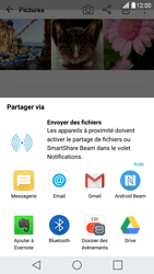 LG G5 - Photos, vidéos, musique - Envoyer une photo via Bluetooth - Étape 8