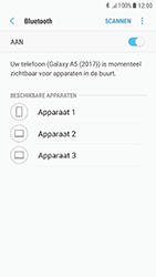 Samsung Galaxy A5 (2017) - Android Nougat - Bluetooth - headset, carkit verbinding - Stap 7