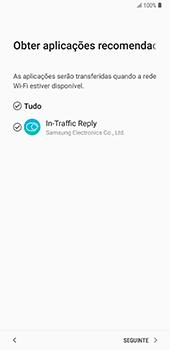 Samsung Galaxy Note 8 - Android Oreo - Primeiros passos - Como ligar o telemóvel pela primeira vez -  17