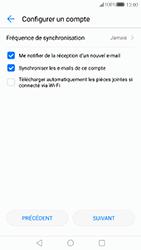 Huawei P10 - E-mails - Ajouter ou modifier votre compte Outlook - Étape 9