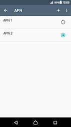 Sony Xperia XZ (F8331) - Internet - Configurar Internet - Paso 18