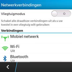 BlackBerry Q5 - Internet - Internet gebruiken in het buitenland - Stap 7