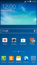Samsung Galaxy S III Neo (GT-i9301i) - Applicaties - Account aanmaken - Stap 1
