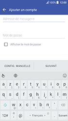 HTC U Play - E-mail - Configuration manuelle - Étape 6