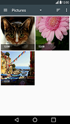 LG X Power - E-mail - Hoe te versturen - Stap 15